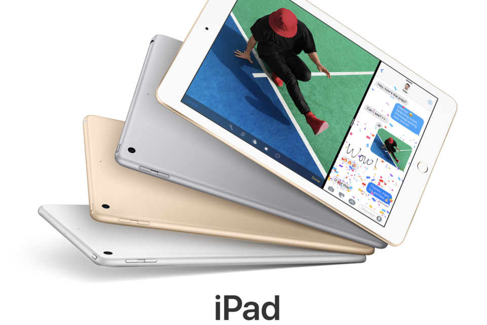 New 9.7-inch low-cost iPad