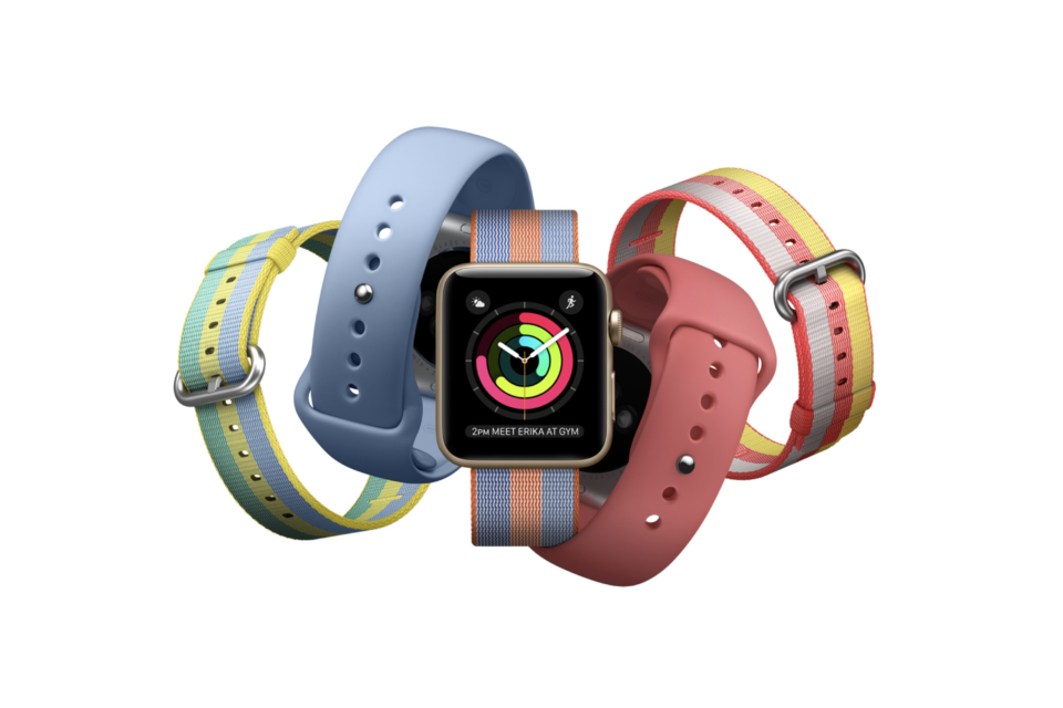 Apple Has Released A Range Of New Watch Bands And IPhone Cases