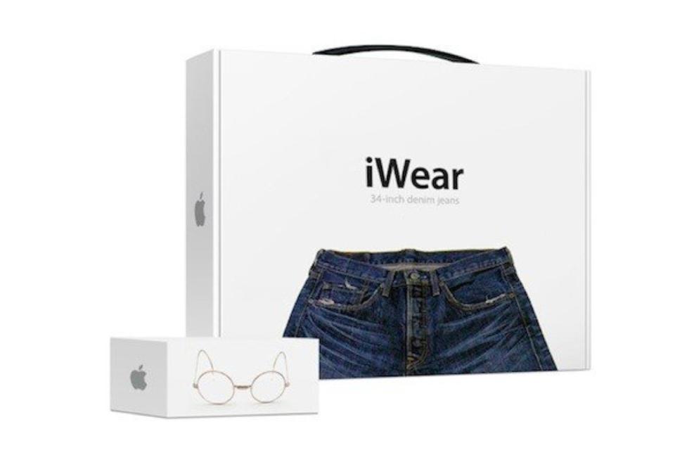 Apple release iWear