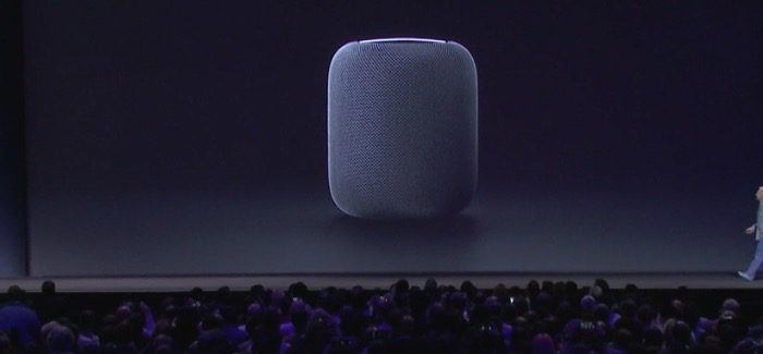 Apple introduces HomePod, launching in the US, UK and Australia this December for $340
