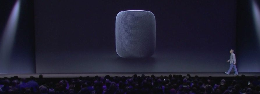 Apple introduces HomePod