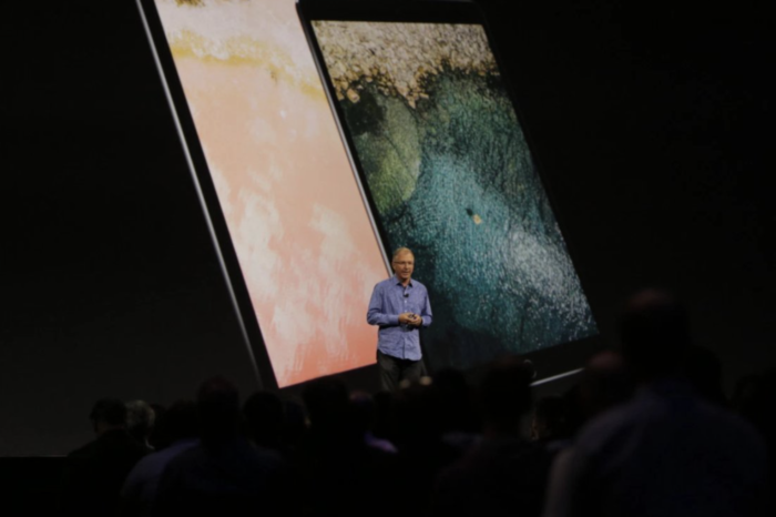 Apple introduces an all new 10.5-inch iPad Pro, available now with up to 500GB of storage