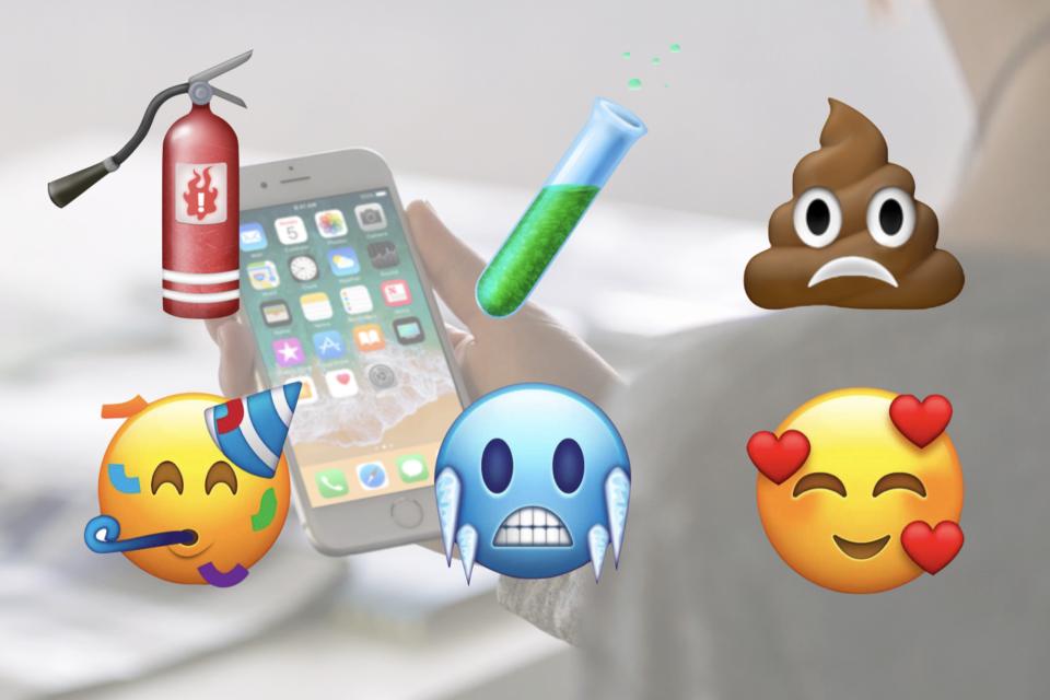 67 New Emojis