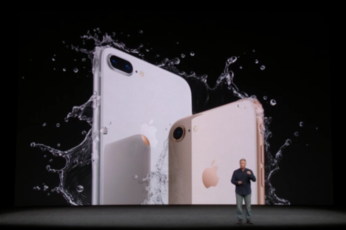 Apple reveals iPhone 8 and iPhone 8 Plus, launching in September from $699