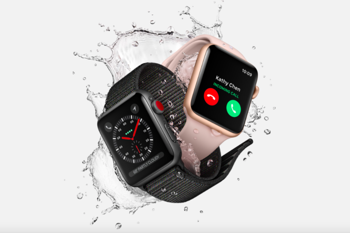 Apple Watch Series 3 to only get 1hr talk time using LTE