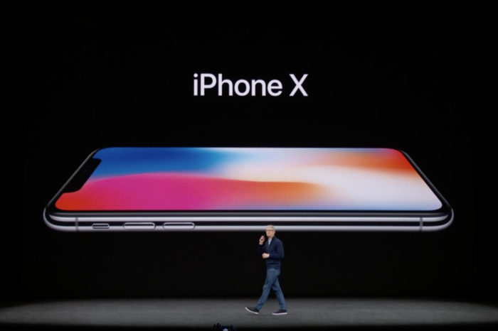 Apple announces iPhone X, available in November starting at $999