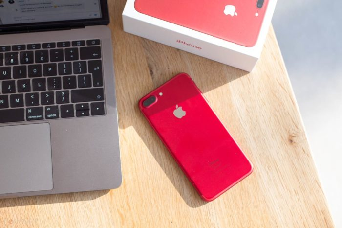 Apple discontinues limited edition (PRODUCT)RED iPhone 7 and iPhone 7 Plus models