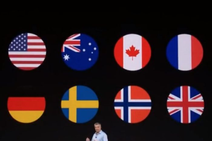 Apple's 'TV' app will expand into seven new countries this year, including the U.K., Canada and Australia