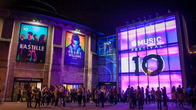 Apple Music Festival axed after a decade