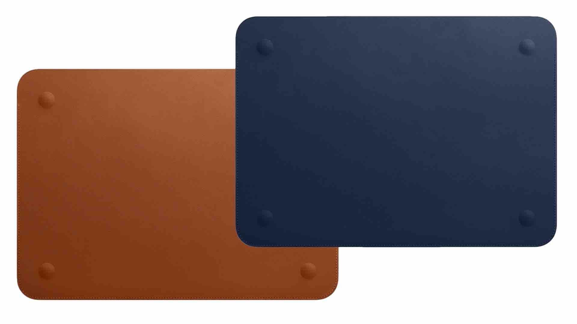 Apple Unveils Leather Sleeve for 12-inch MacBook