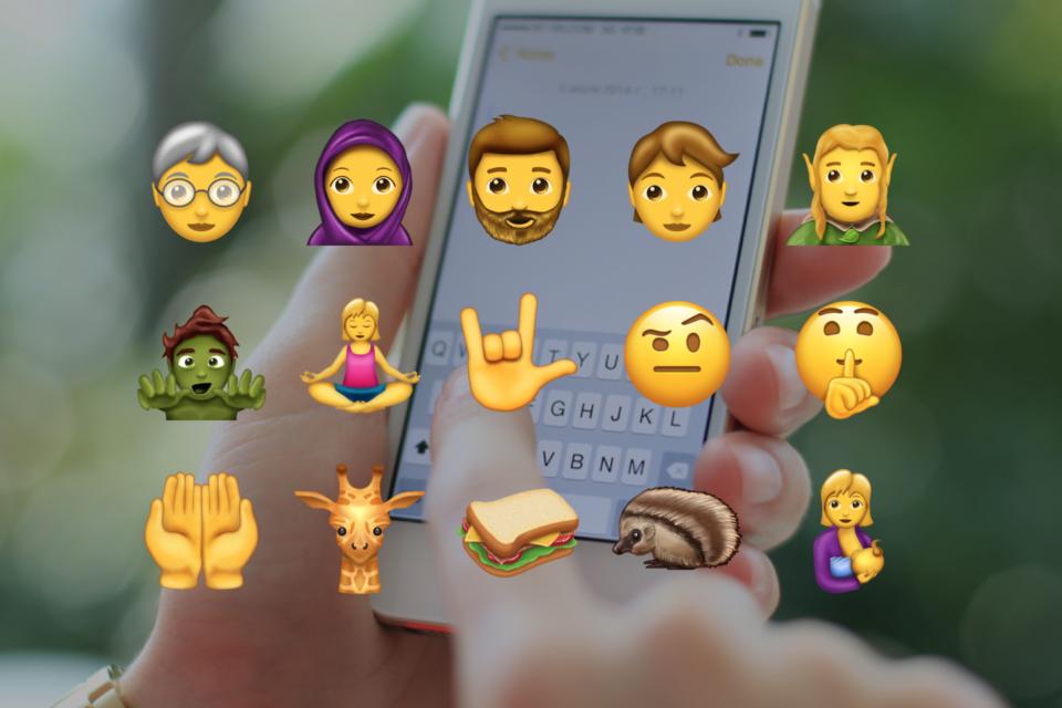 iOS 11.1 Emoji