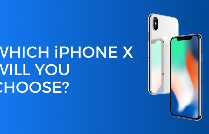 Which iPhone X will you choose?