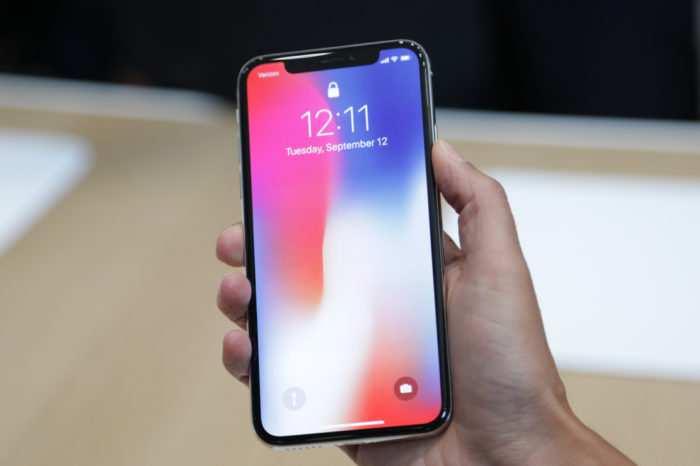 Earpiece speaker experiencing issues for some iPhone X units