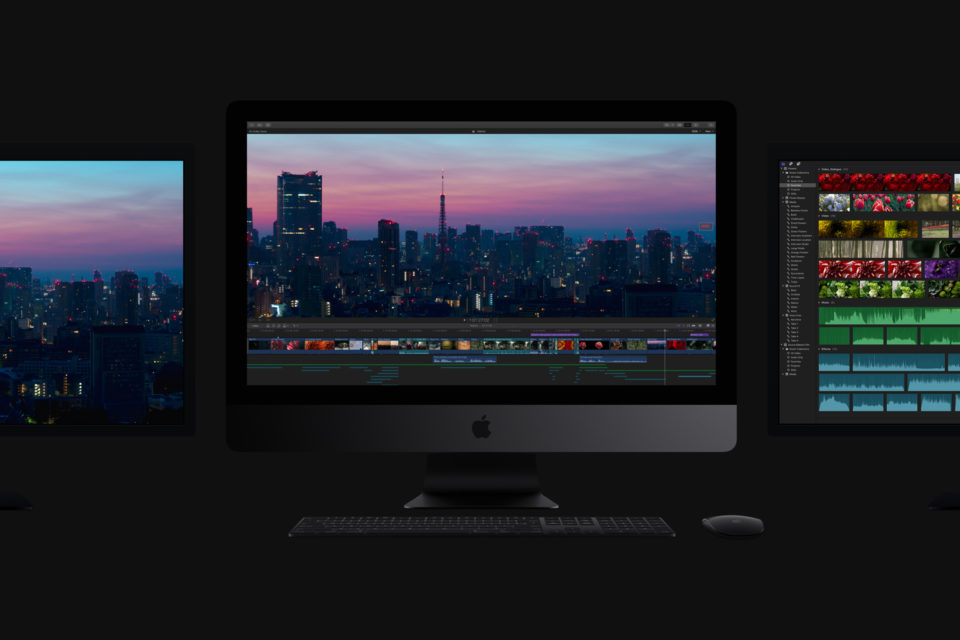 Apple's iMac Pro Could Include Siri Voice Control, A10 Chip