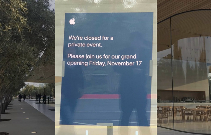 Apple publicly opening Apple Park Visitor Center on November 17