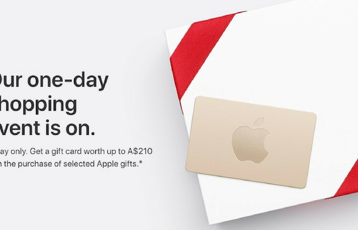 Apple Store goes down ahead of Black Friday deals