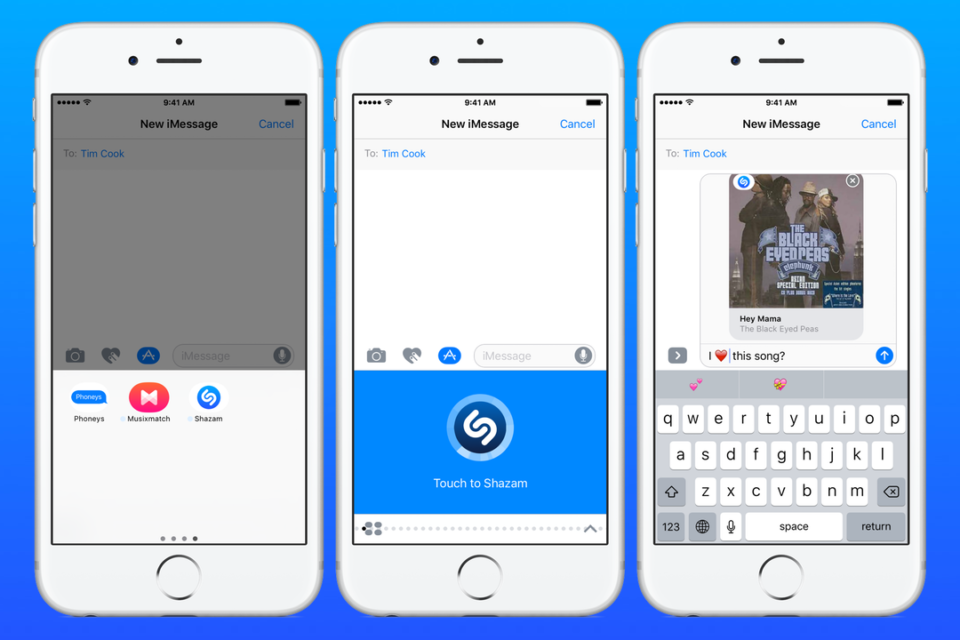 Apple reportedly buying music recognition service Shazam for
