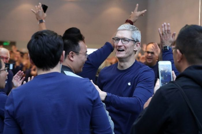 Tim Cook required to fly on private jet for security reasons after earning $102 million this year