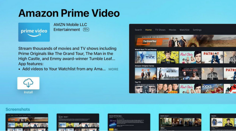 how to delete amazon prime video recommendations