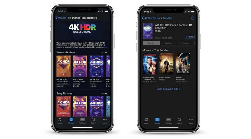 how to buy movies on itunes