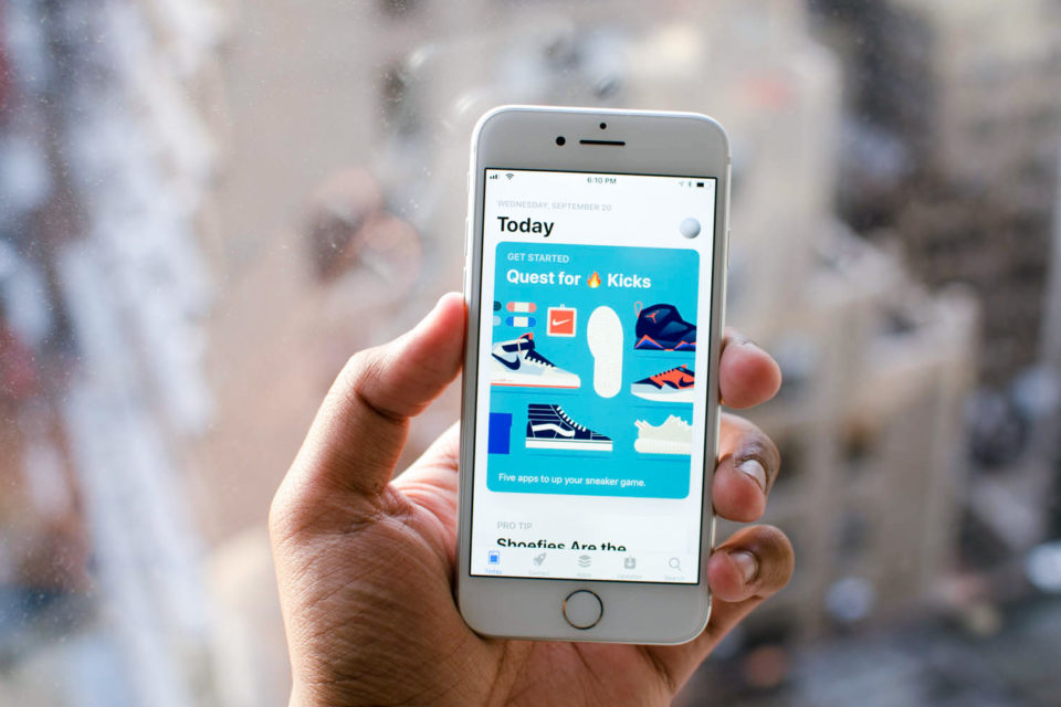 App Store now allows apps to be made available for pre-order