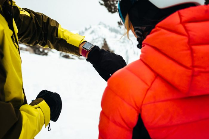 Apple Watch Series 3 now tracking skiing and snowboarding activity