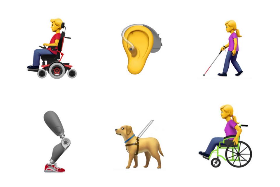 Accessibility Emoji