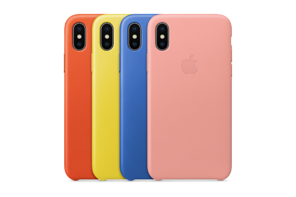 new product 195be f6d88 Apple releases new colorful iPhone cases | The Apple Post