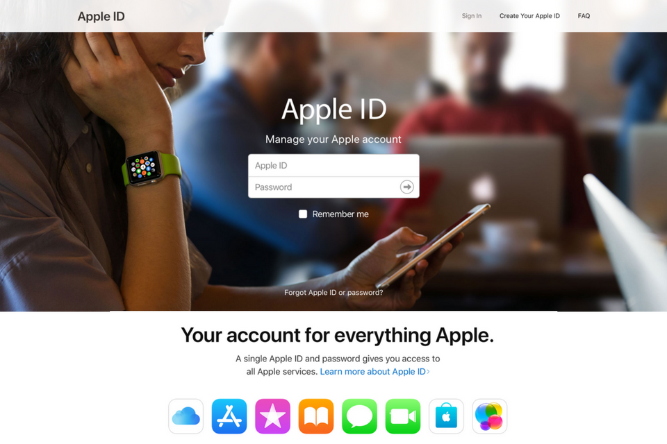 Apple letting users download all iCloud and Apple ID data