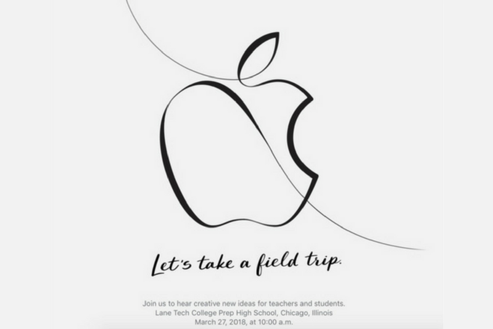 Apple - March 27th Event - The Apple Post
