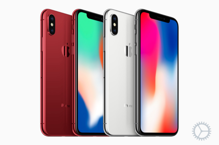 (PRODUCT)RED iPhone X