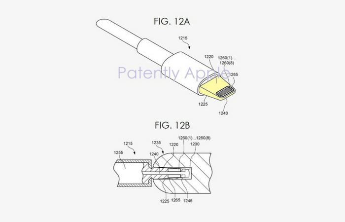 Apple working on new Lightning connector with waterproof seal
