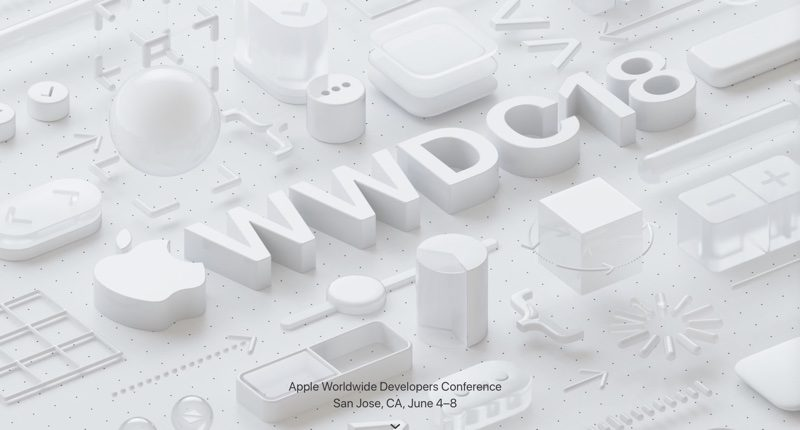 Apple hosting WWDC on June 4 in San Jose, California