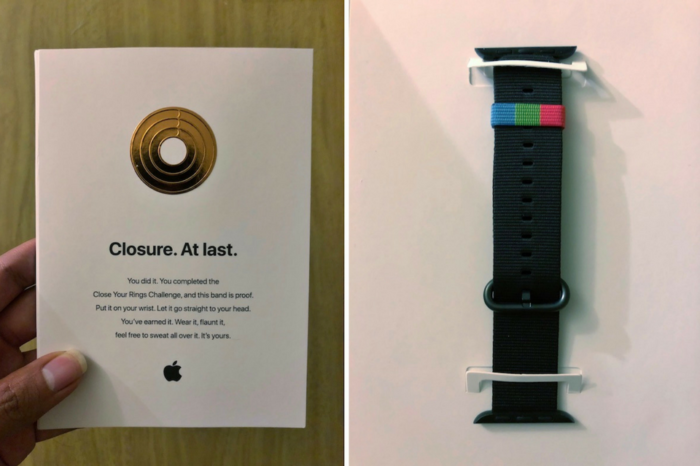 Apple rewarding employees with special Apple Watch bands