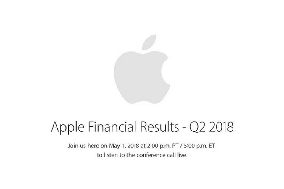 Apple Q2 2018