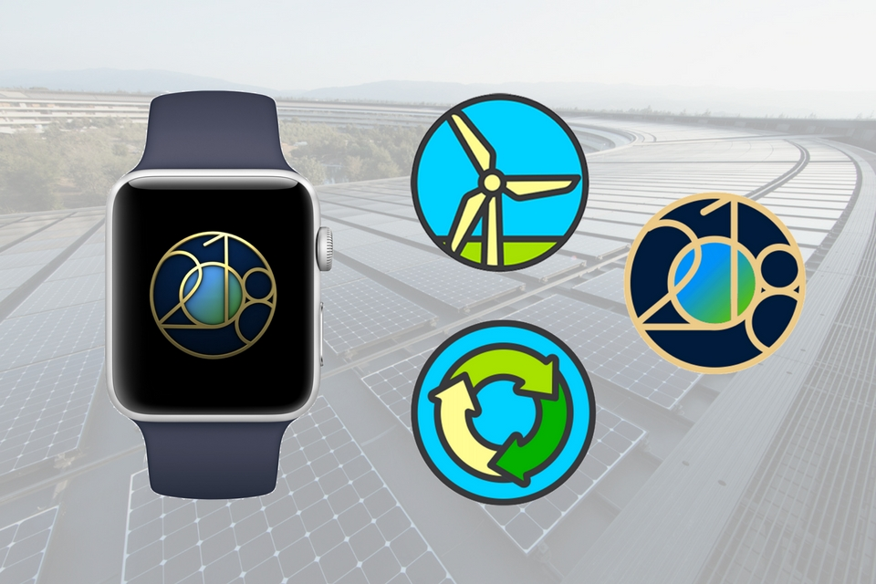Earth Day Apple Watch Activity Challenge
