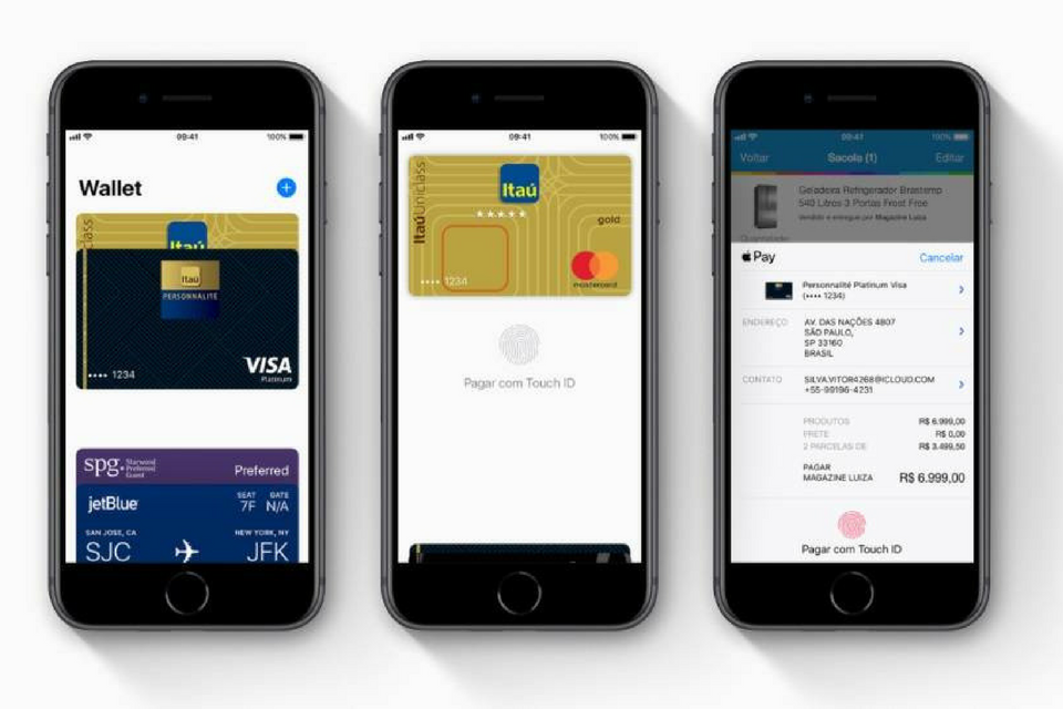 Apple Pay Brazil