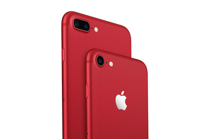 PRODUCT)RED iPhone 7 Plus