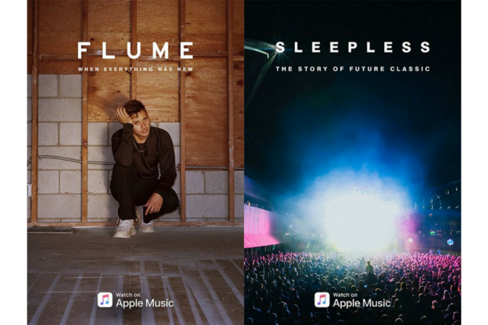 Apple Music releasing exclusive Flume documentaries on April 20th