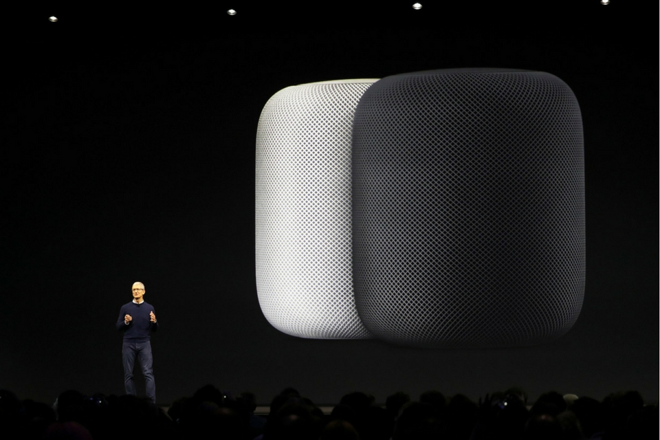 Lower-priced HomePod