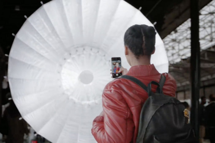 Apple shares new 'Studio in your pocket' iPhone X camera ad