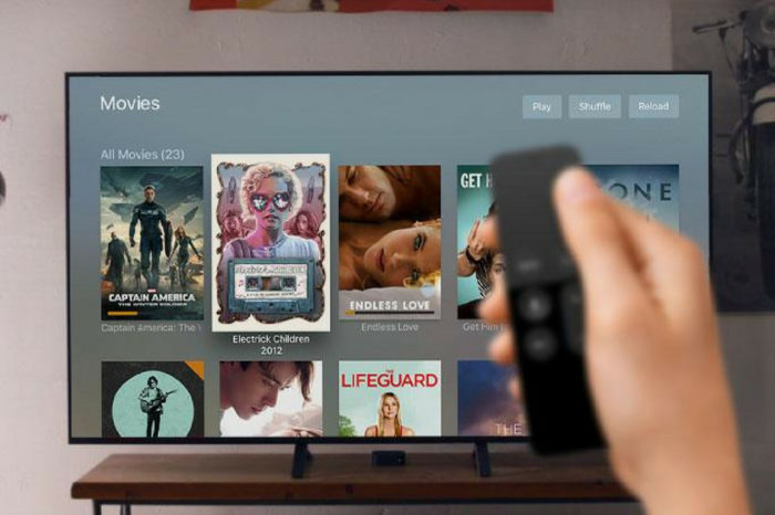Apple to sell subscription streaming services through TV app
