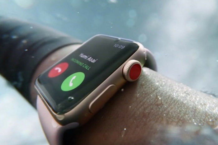 Apple Watch Series 3 with LTE launching in new countries