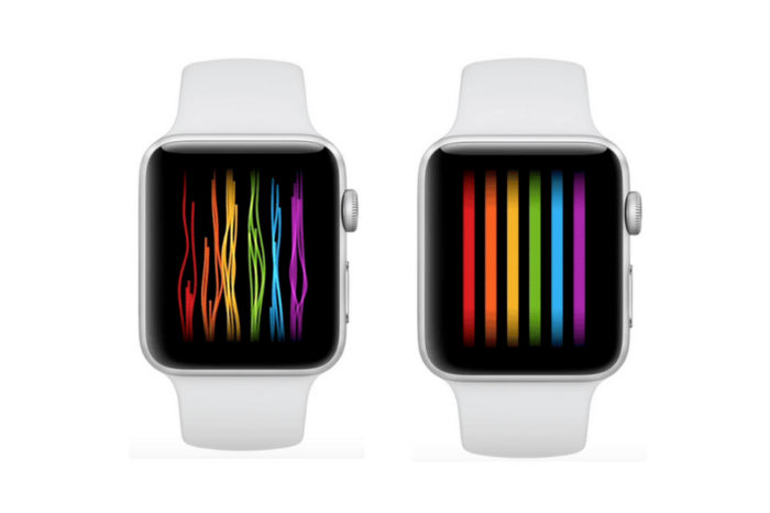 watchOS 4.3.1 reveals new Pride Apple Watch face launching next week