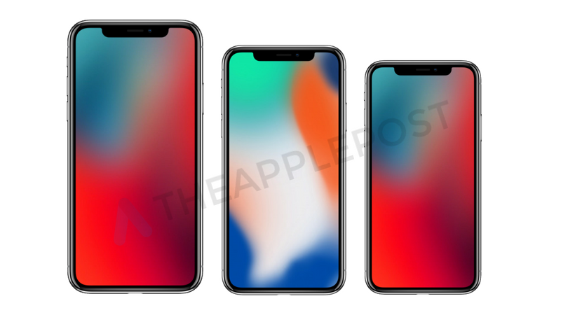 iPhone X - iPhone X Plus - 6.1-inch iPhone