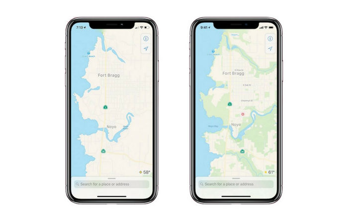 Apple rebuilding Apple Maps 'from the ground up' with new in-house data
