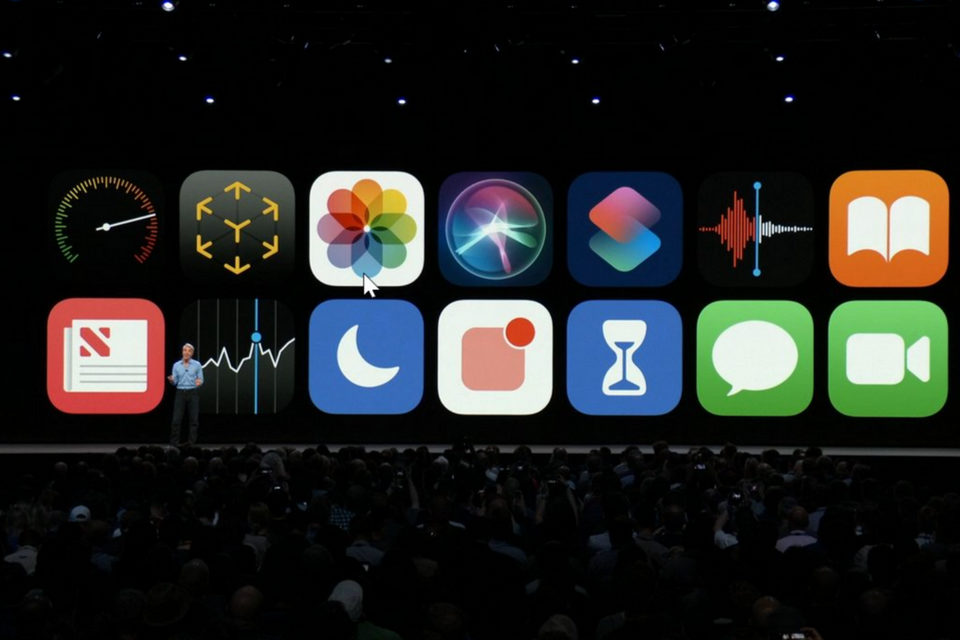 iOS 12 (Main)