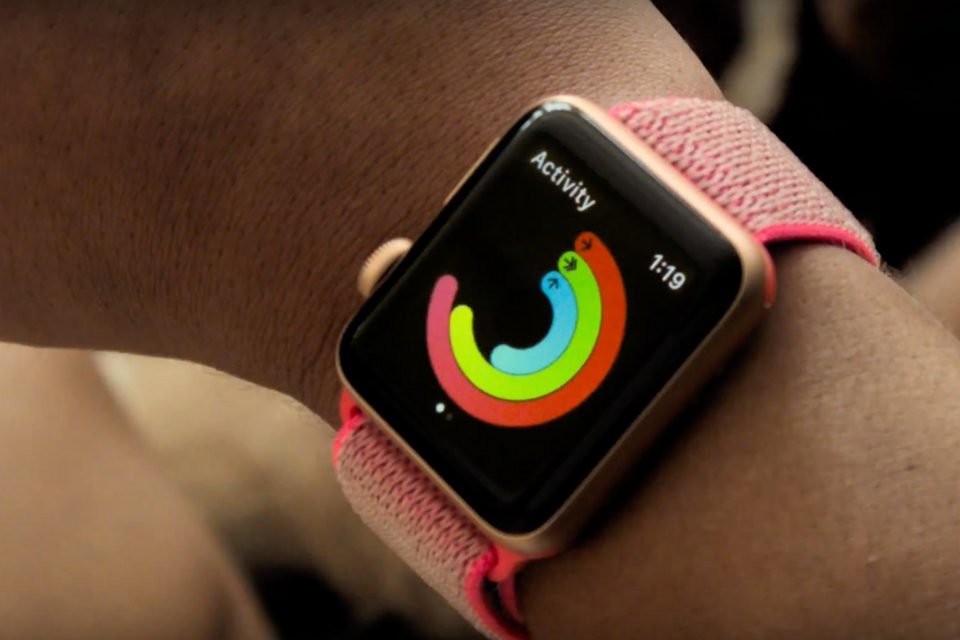 Apple Watch 'Close Your Rings'