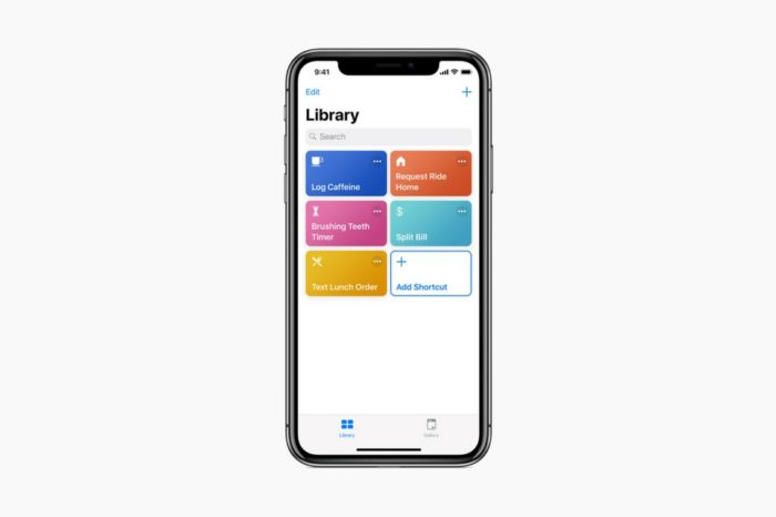 Apple releases iOS 12 Shortcuts app beta to developers