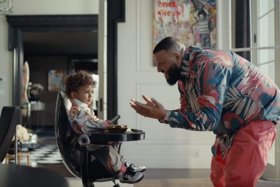 DJ Khaled - Apple Music Ad